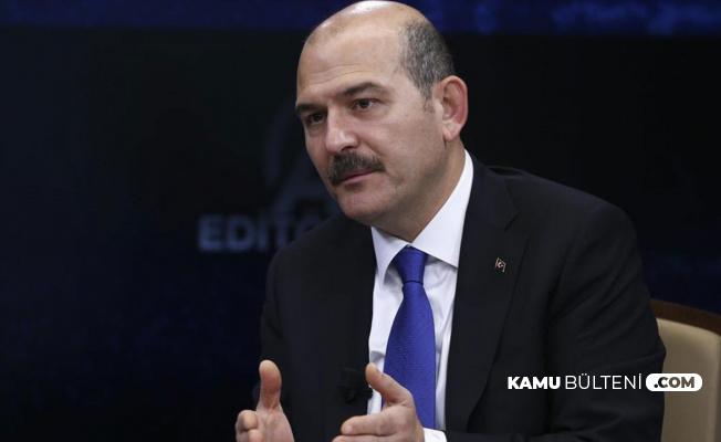 Süleyman Soylu'dan Kemal Kılıçdaroğlu'nun Telefonları Dinleniyor İddialarına Cevap