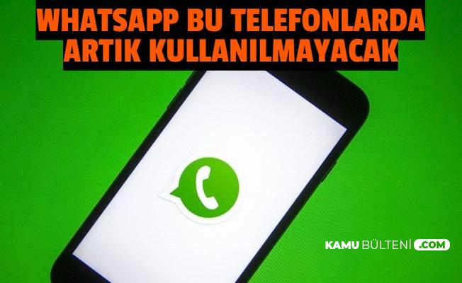 WhatsApp Hangi Telefonlarda Kaldırılacak? İşte O Telefonlar
