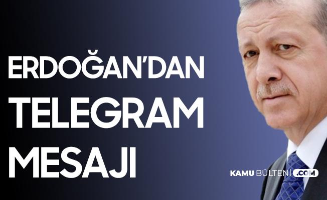 Cumhurbaşkanı Recep Tayyip Erdoğan Telegram Üzerinden İlk Mesajını Paylaştı!