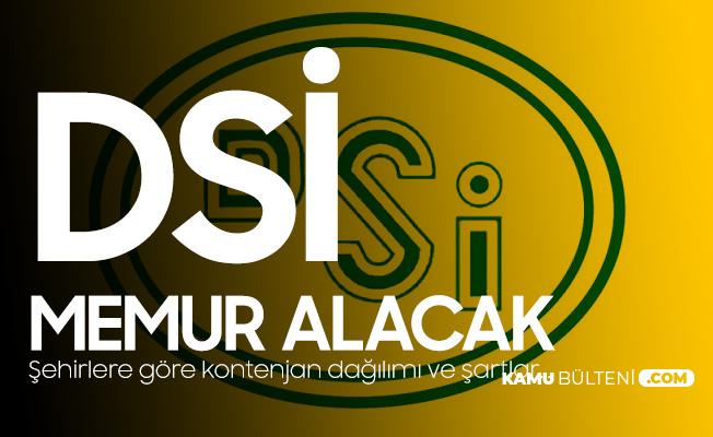 DSİ Memur Alımı Başvuruları 11 Ocak'ta Başlayacak