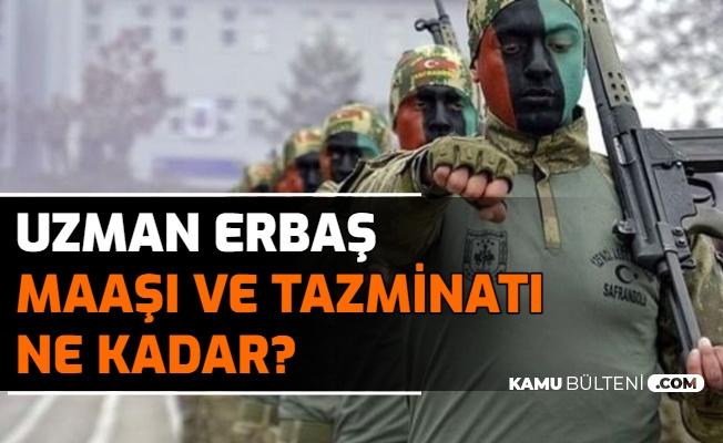 Jandarma Uzman Erbaş Maaşı ve Tazminatı Ne Kadar 2021