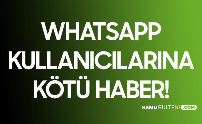 Whatsapp Kullanıcılarına Kötü Haber! Bu Sefer de Kötü Amaçlı Yazılım...
