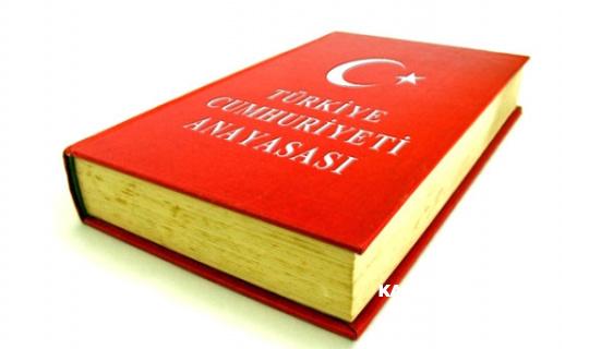 Anayasa'nın İlk 4 Maddesi Nedir? İşte Dört Madde