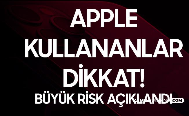 Apple Kullanıcılarına Uyarı Geldi! Kalp Pili Olanlar Dikkat
