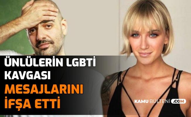 Bartu Küçükçağlayan ile Didem Soydan'ın LGBTİ Kavgası