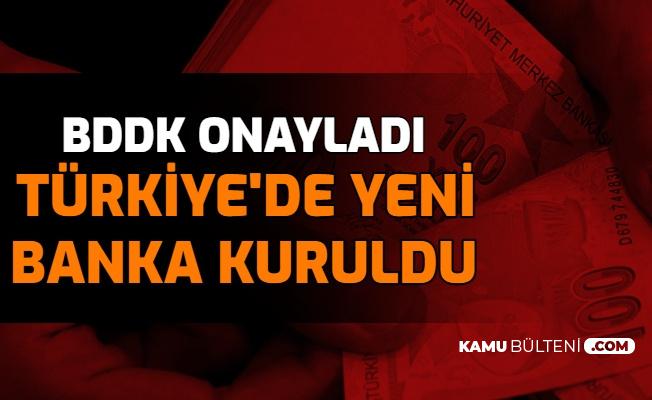 BDDK Türkiye'de Yeni Banka Kurulmasını Onayladı: Destek Katılım Bankası Kuruluyor