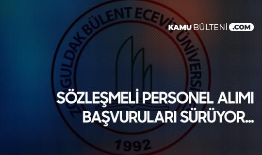 Bülent Ecevit Üniversitesi'ne Sözleşmeli Hemşire Alımı Yapılacak! Şartlar ve Tarihler