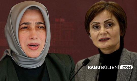CHP'den Özlem Zengin'e Destek Açıklaması