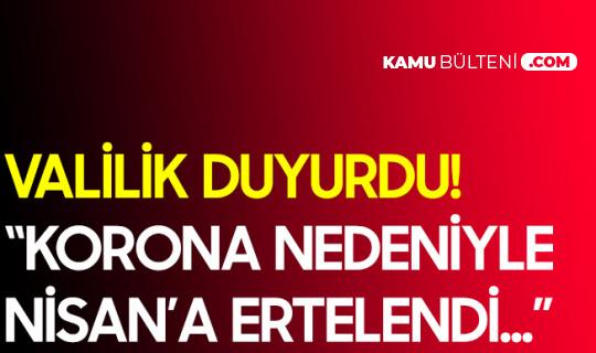 İzmir'de Sinema Salonlarının 1 Mart'ta Açılacağı Duyurulmuştu! Koronavirüs Nedeniyle Ertelendi...