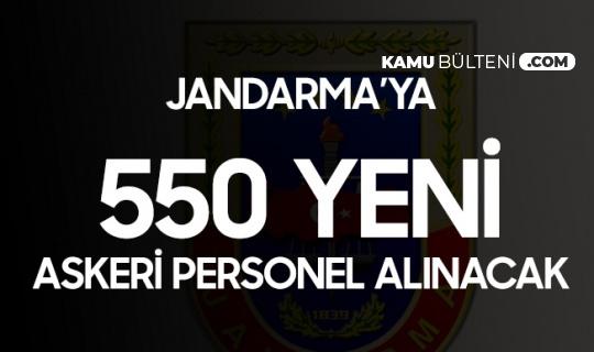 Jandarma Genel Komutanlığı 550 Subay Alımı Başvuruları Sona Eriyor