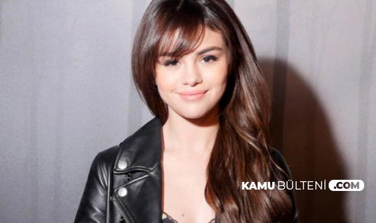 Selena Gomez'den Türkiye'ye Selam