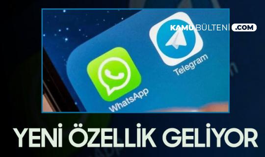 Telegram'a Yeni Özellik Geliyor