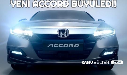 Yeni Honda Accord Büyüledi: İşte Özellikleri ve Fiyatı 2021