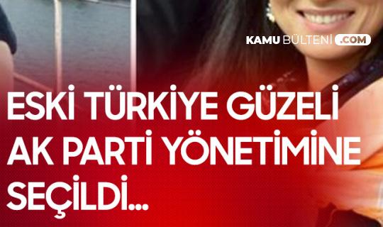 2006 Türkiye Güzeli Seda Sarıbaş AK Parti MKYK Listesine Girdi