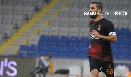 Arda Turan'dan Ankaragücü Maçı Sonrası Flaş Açıklama