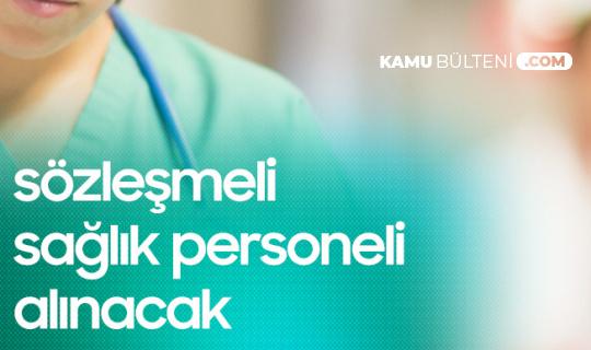 Balıkesir Üniversitesi Sözleşmeli Sağlık Personeli Alımı Başvuru Şartları