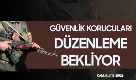CHP'li Özgür Özel , Güvenlik Korucularının Sorunlarını Gündeme Getirdi