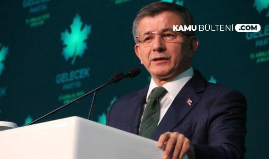 """Davutoğlu'ndan HDP, Merkez Bankası ve İstanbul Sözleşmesi Açıklaması: Erdoğan'ın Amacı Millete Artık Millete Hizmet Etmek Değil"""""""