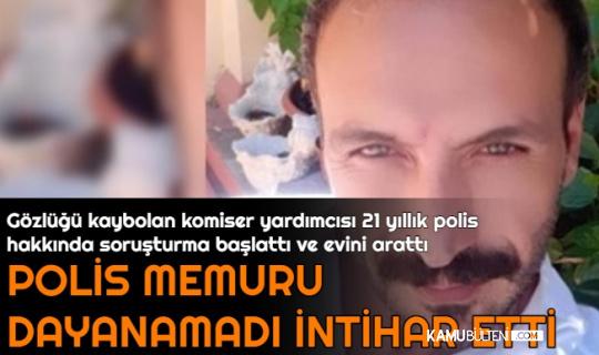 Gözlükleri Kaybolan Komiser Yardımcısı, 21 Yıllık Polis Memurunun Evini Arattı: Buna Dayanamayan Polis İntihar Etti