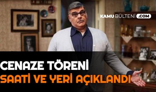 Rasim Öztekin'in Cenaze Töreni Tarihi ve Saati Açıklandı