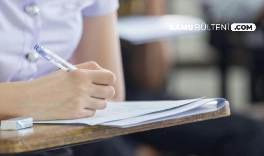 Son Dakika Sınavlar İptal mi , Yüz Yüze Eğitim Başlayacak mı? Erdoğan'dan Sınav ve Okulların Açılması Açıklaması
