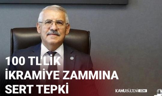 Emekli İkramiyesine yapılan 100 TL'lik Artışa Fahrettin Yokuş'tan Tepki