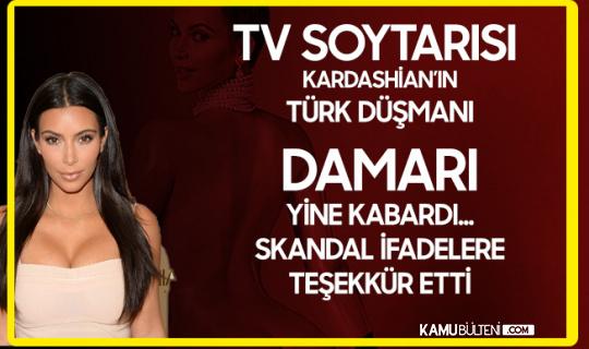 """Ermeni Kökenli Kim Kardashian'dan ABD Başkanı Biden'a Skandal İfadeler Nedeniyle """"Teşekkür"""""""