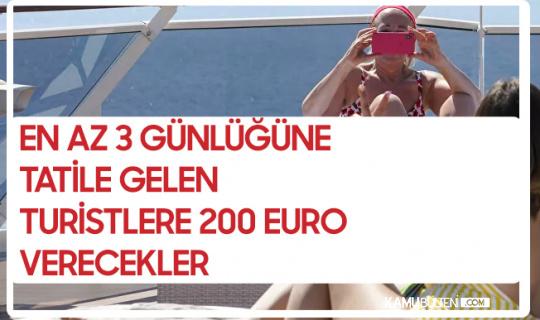 Malta'da Koronavirüs Nedeniyle Turist Gelmeyince, Yeni Çare: Turistlere 200 EURO Verilecek