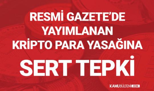 Resmi Gazete'de Yayımlandı! Kripto Para Yönetmeliğine DEVA Partisi'nden Sert Tepki