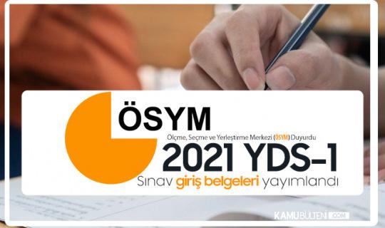 YDS Sınav Yerleri Duyurusu Yayımlandı