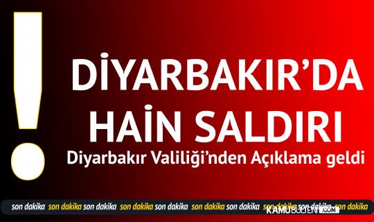 Diyarbakır'da Askeri Üsse Saldırı Girişimi
