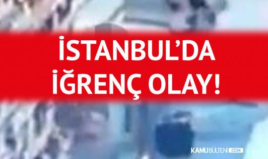 İstanbul'da İğrenç Olay! Kız Çocuğunu Markette Sıkıştırıp...