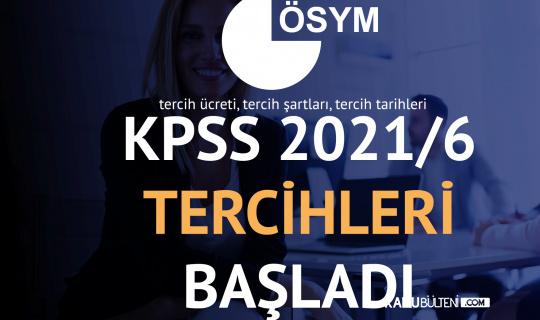 Ticaret Bakanlığı Büro Personeli Alımı Yapacak! KPSS 2021/6 Tercihleri Başladı