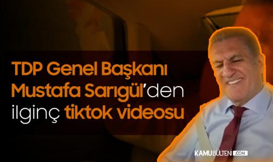 """Tiktok Paylaşımları Gündem Oldu! """"Mustafa Sarıgül Ne Yapıyor?"""""""