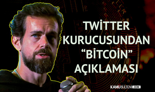"""Twitter Kurucusundan """"Bitcoin"""" Açıklaması! """"Kimse Değiştiremez..."""""""