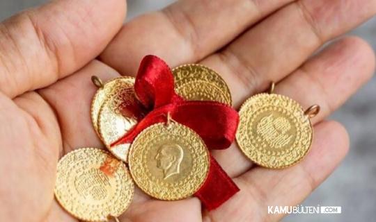 Çeyrek Altın Rekorun Ardından 834 TL'ye İndi! 14 Ayar, 18 Ayar Altın Fiyatları, 22 Ayar Bilezik Fiyatları
