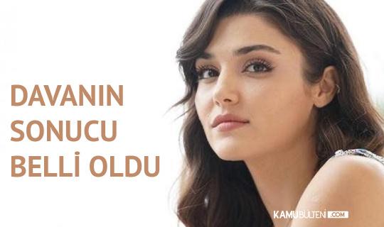 """Hande Erçel, """"Bazlama Surat"""" Davasında Tazminat Kazandı"""