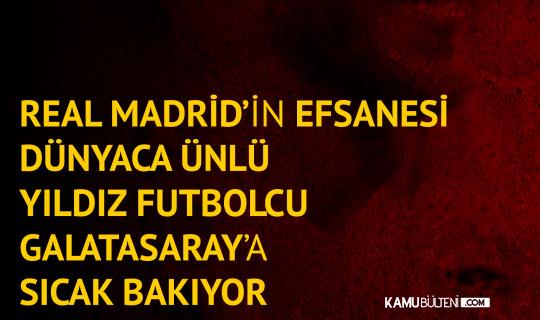 Real Madrid'n Teklifini Kabul Etmeyen Sergio Ramos Galatasaray'a mı Geliyor?