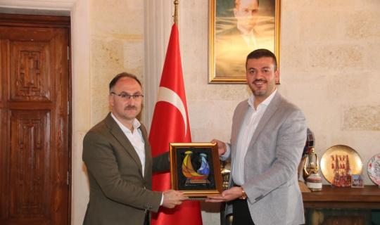 """Ürgüp Belediye Başkanı Aktürk: """"Spor kompleksi çalışmalarına başlıyoruz"""""""