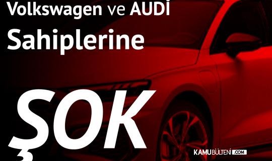 Volkswagen ve Audi Sahiplerine Şok! Milyonlarca Kişinin Bilgileri Hacklendi