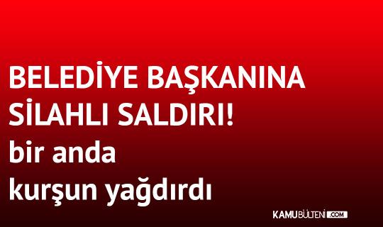 Yomra Belediye'sinin İYİ Partili Başkanı Mustafa Bıyık'a Silahlı Saldırı