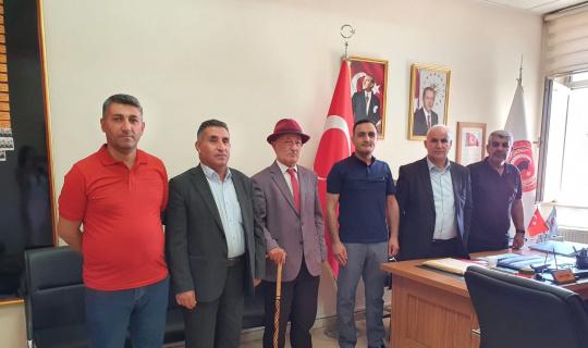 """AK Parti'li Tarhan: """"Güvenlik korucularının yanındayız"""""""