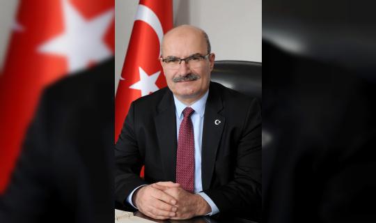 """ATO Başkanı Baran: """"Aşımızı yaptıralım, maske, mesafe ve temizlik kurallarına riayet edelim"""""""