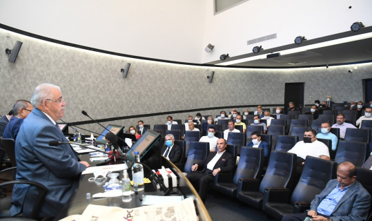 Başkan Mahçiçek'ten KMTSO üyelerine Expo 2023 sunumu