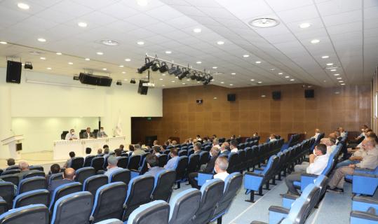 Bitlis'te aşı bilgilendirme toplantısı