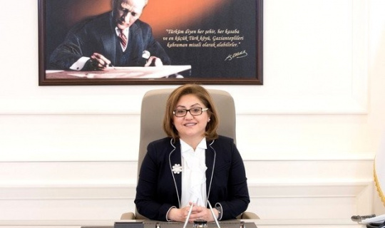 Fatma Şahin'den basın bayramı mesajı