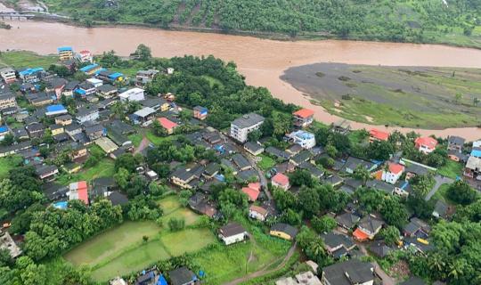 Hindistan'daki sel ve heyelan felaketinde can kaybı 136'ya yükseldi