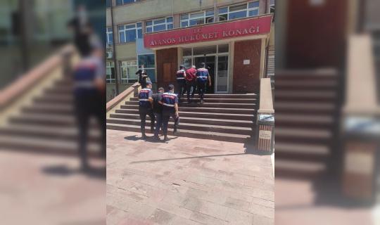 Kesinleşmiş hapis cezası ile aranan 2 kişi tutuklandı