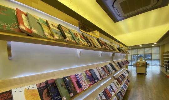 Kütüphanelerde 132 bin 739 kitap bulunuyor
