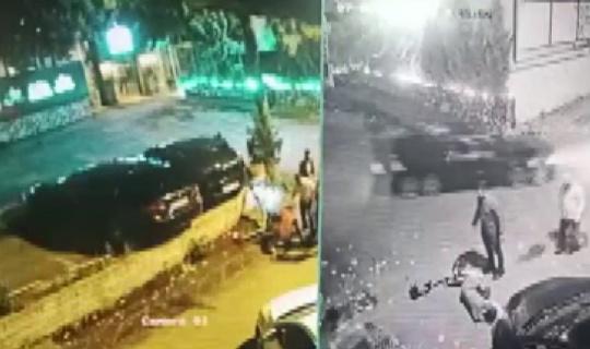 Maltepe'de silahlı 'yan bakma' kavgası: 3 yaralı